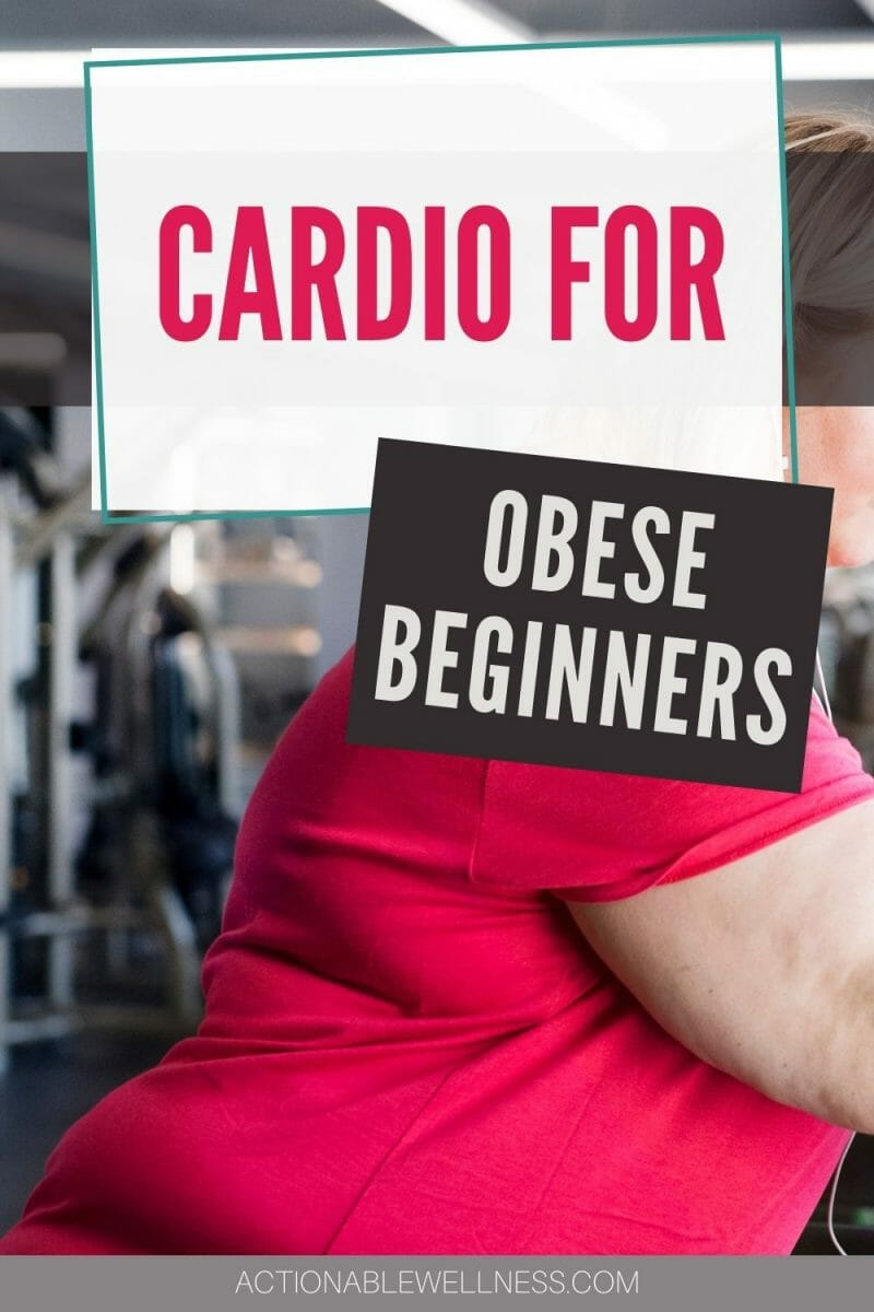 Do something today your future self will thank you for. Even if you are really overweight, you can do these cardio for obese beginners exercises. There are many workouts for obese beginners that will help you make a new life for yourself.